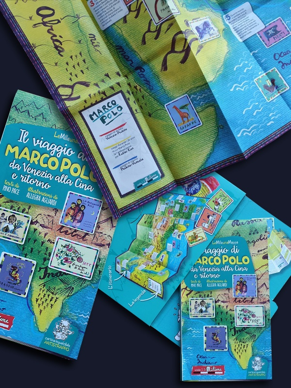 MArco Polo maps